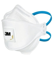 3M 9322A+  P2  Valved Respirators Box 10