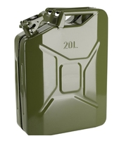 20 LTR METAL JERRY CAN (GREEN)