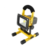 LED  Rechargeable Floodlight 10w