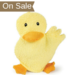 Washcloth Puppet - Duck
