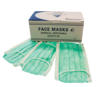 DMI - FACE MASKS EARLOOP