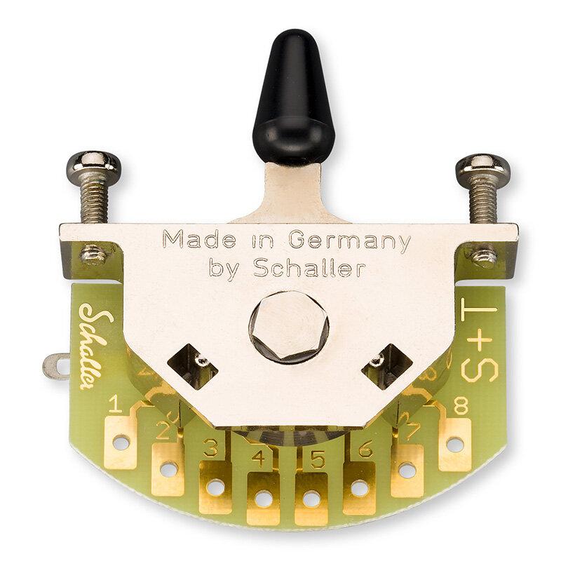 Schaller mega switch version P