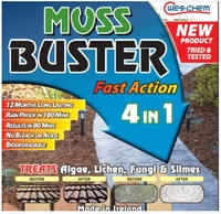 MOSS BUSTER FAST ACTION 4 IN 1 2.5LTR