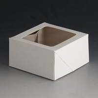 Tartlet cake box