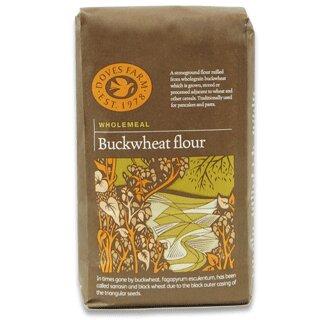 Buckwheat Flour - 1kg