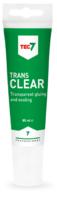 Tec7 Trans Clear 80ml Tube
