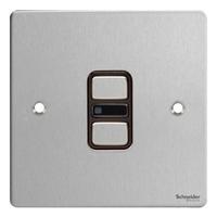 xFP Stainless Steel IR ELEC DIM 1G Black | LV0701.0522