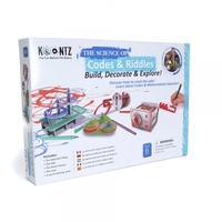 Codes &  Riddles Science Kit.
