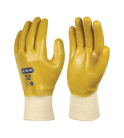 Skytec Neon Xtra Nitrile Coated Glove, 10/XL
