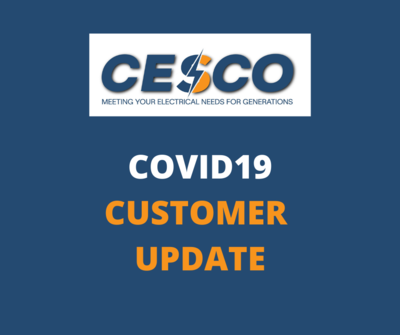 Covid19 Customer Update