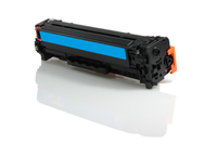 Compatible HP CE411A 305A Cyan 2600 Page Yield