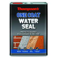 THOMPSONS ONE COAT WATER SEAL 5 LTR
