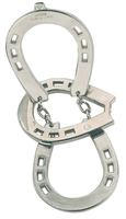 Cast Horseshoe. Silver Cast Puzzle Difficulty Level 2. Can be ordered in multiples of 1.