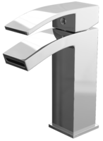 Peak Mono Basin Mixer Tap