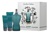 Jean Paul Gaultier Le Male 125ml 3pc Giftset