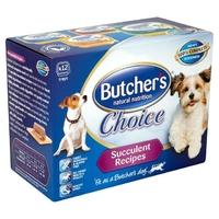 Butchers Foils Choice Succulent Recipes 150g 12pk x 3