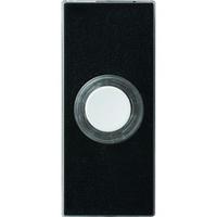 Friedland D534 Black Bell Push