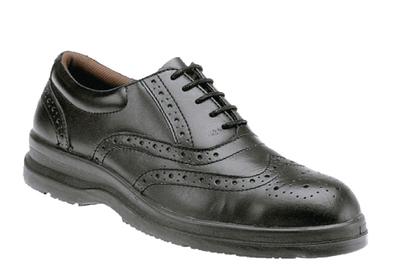 REDBACK Executive Brogue Safety Shoe S1P SRC