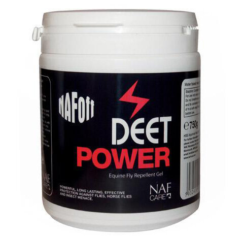 NAF Off Deet Power Gel 750g