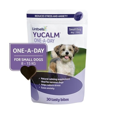 Lintbells YuCALM Chewies  One-a-Day Small 30-Chew x 1