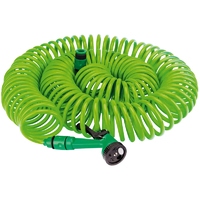 Recoil Garden Hose 30 Metre with Spray Gun