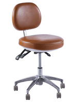 TRONWIND - MICROFIBRE LEATHER GREEN DOCTOR'S STOOL