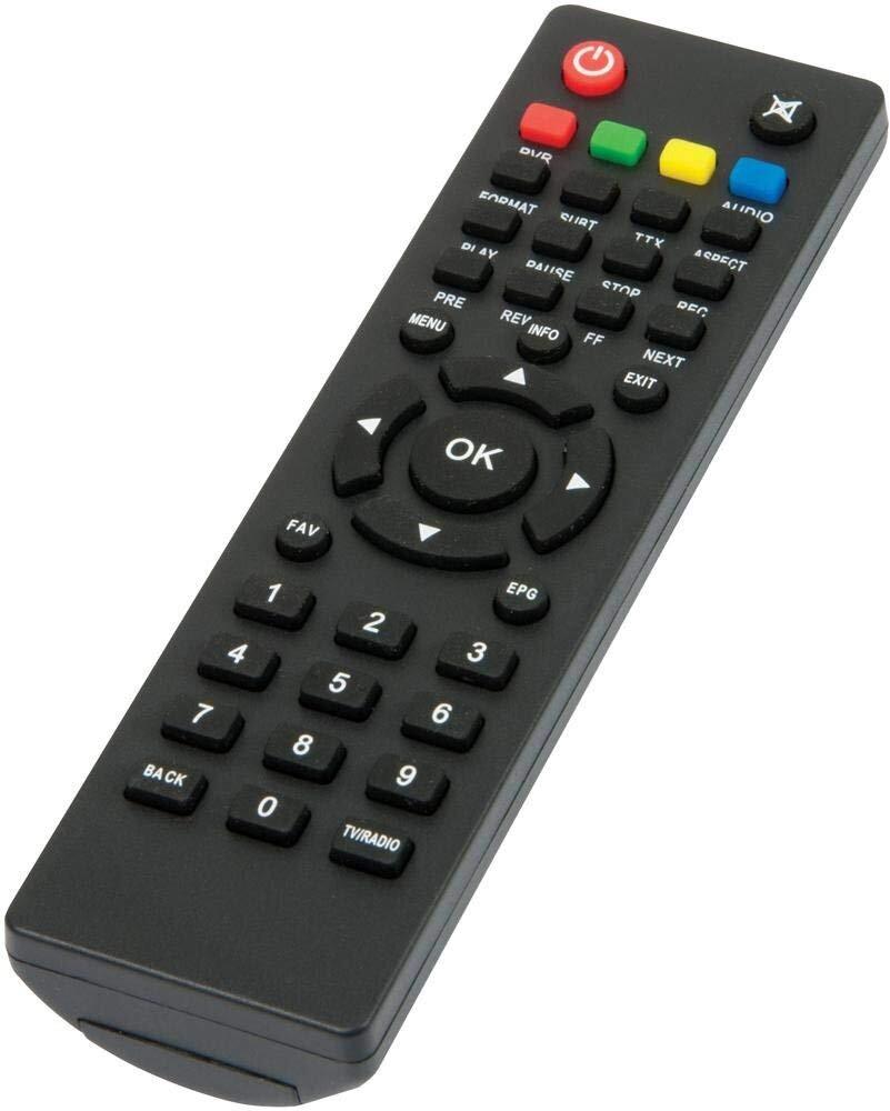 VisibleWave FTA Box Remote Control