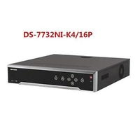 Hikvision 32CH NVR POE 4K DS-7732NI-K4/16P