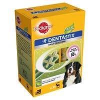 Pedigree Dentastix Fresh Large 28 Stick x 4
