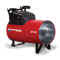 BIEMMEDUE GP65M Direct Fired Space Heater