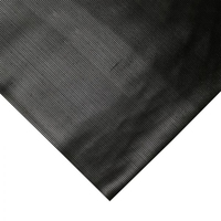 eLumen8 3mm Rubber Matting, 10 x 1.2m Roll, Fluted