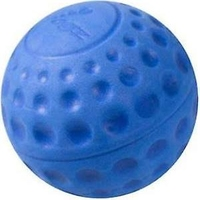 "Rogz Asteroidz Medium Ball - Blue 2½"" x 1"