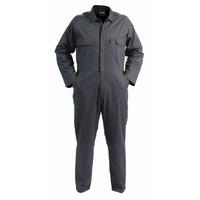 Turu Long Sleeve Cotton Zip Overall 300gsm
