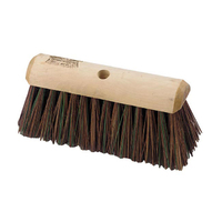 "12"" Wet & Dry Poly/Sherbro Bass Broom Head (WT534/2)"