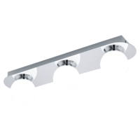 EGLO Mosiano Polished Chrome Triple Spot Wall Light LED 3x3.3w   LV1902.0035
