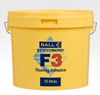 F3 MULTI-PURPOSE ADHESIVE 15Lt (33 PER PLT)