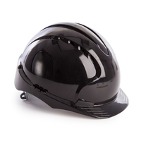 EVO2 Helmet Slip Ratchet - Black - Vented