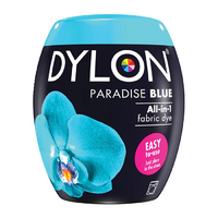 Dylon Machine Dye Pod 350g 21 Paradise Blue