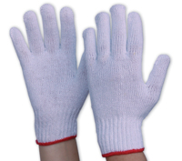 Ladies Polycotton Gloves