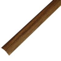2-in-1 Stick Down Ramp Edge / Cover Strip 0-12mm Zenith 2.7m
