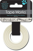 Tape Musical Notes (Priced in singles, order in multiples of 4)