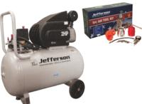 Jefferson 50 Litre 2HP Compressor 230V