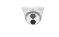 Uniview (EASY) 4MP IP Ultra H.265 2.8mm Fixed 30m IR Dome Camera