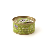 Fish4Cats Cans Tuna Fillet with Green Lipped Mussel 70g x 10