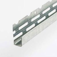 Plasterboard Edge Bead [Galv] 10' X 12.5mm (50)