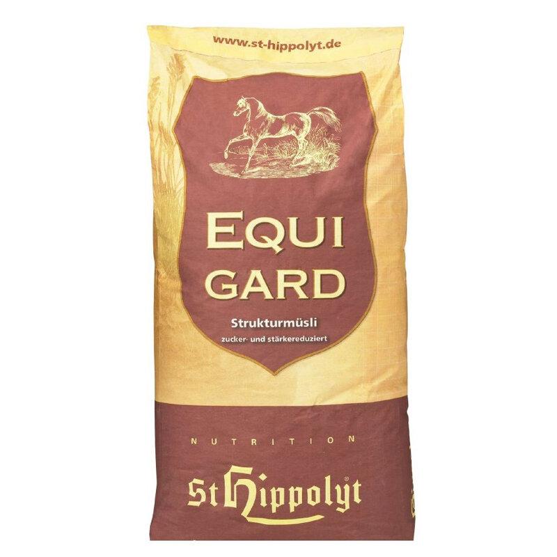 St.Hippolyt Equigard Classic Muesli 20kg