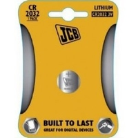 JCB CR2032 Coin Battery Suits Car Key , Camera , etc