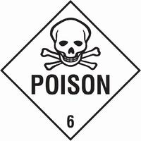 Dangerous Substances Sign DANG0007-0292