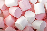 MINI MALLOWS PINK & WHITE 1KG