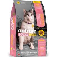 S5 Nutram Sound Adult & Senior Cat Chicken Salmon & Pea 1.8kg